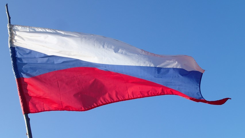 Venäläiset merkitsevät leirinsä