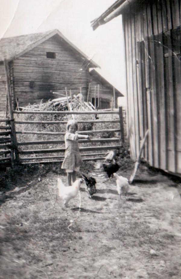 Kirsti ja kanat