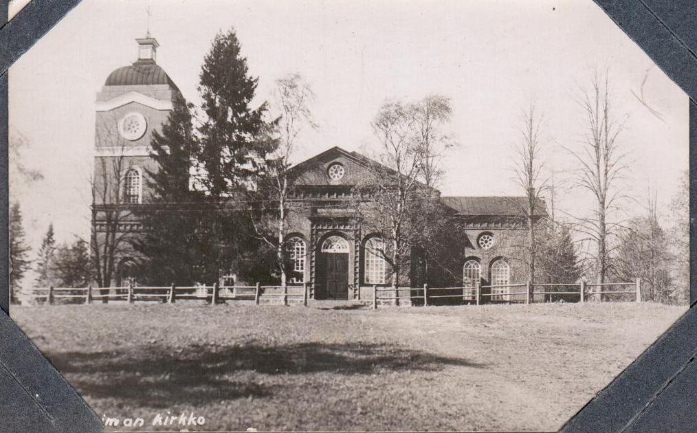 Jaakkiman kirkko